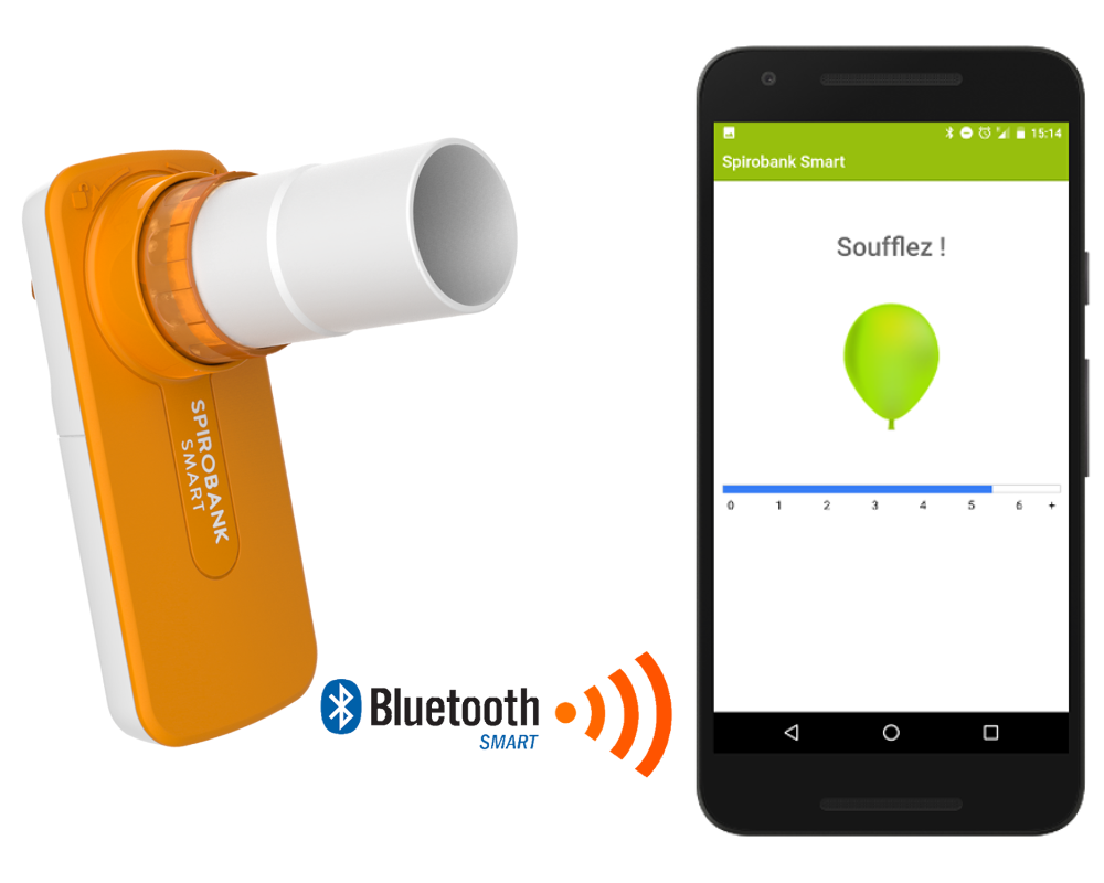 Spirobank Smart bluetooth